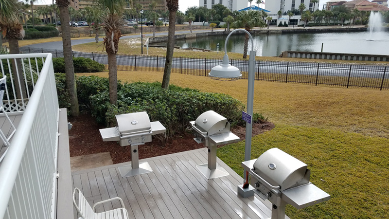Great amenities at the Resorts of Pelican Beach in Destin, FL