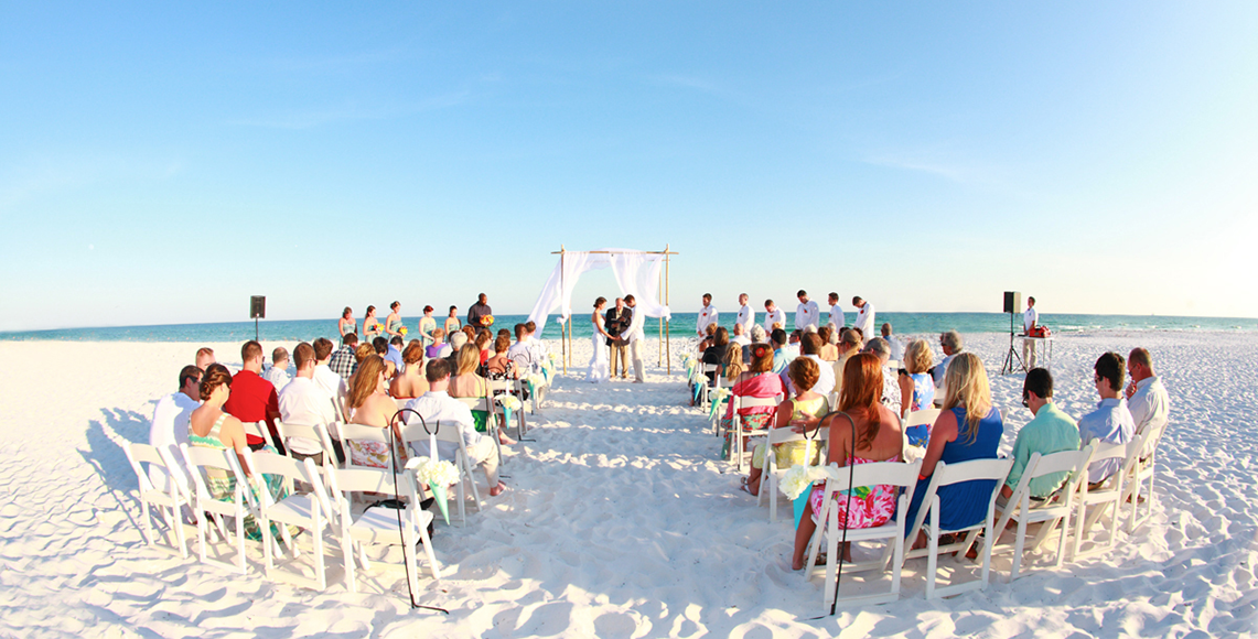 Small Beach Wedding South Florida